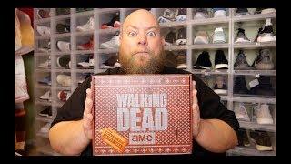 The Walking Dead SUPPLY DROP Subscription Box December 2018 + Exclusive Daryl Dixon item!