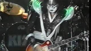 KISS - Within / Peter Criss Drum Solo - Gothenburg 1999 (1st Night) - Psycho Circus Tour