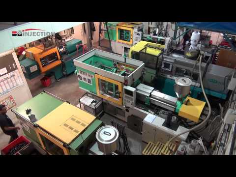 Plastic Injection Moulding Of Parts UK