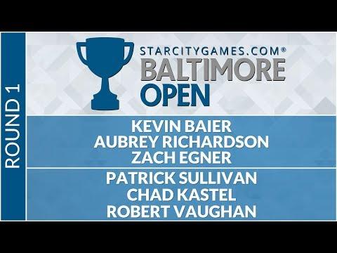 SCGBALT - Round 1 -  Baier, Richardson, Egner vs Sullivan, Kastel, Vaughan