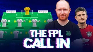Jason's New Draft | Fpl Call In - Discuss Your Team Live! #fpl #fantasypl #fantasyfootball