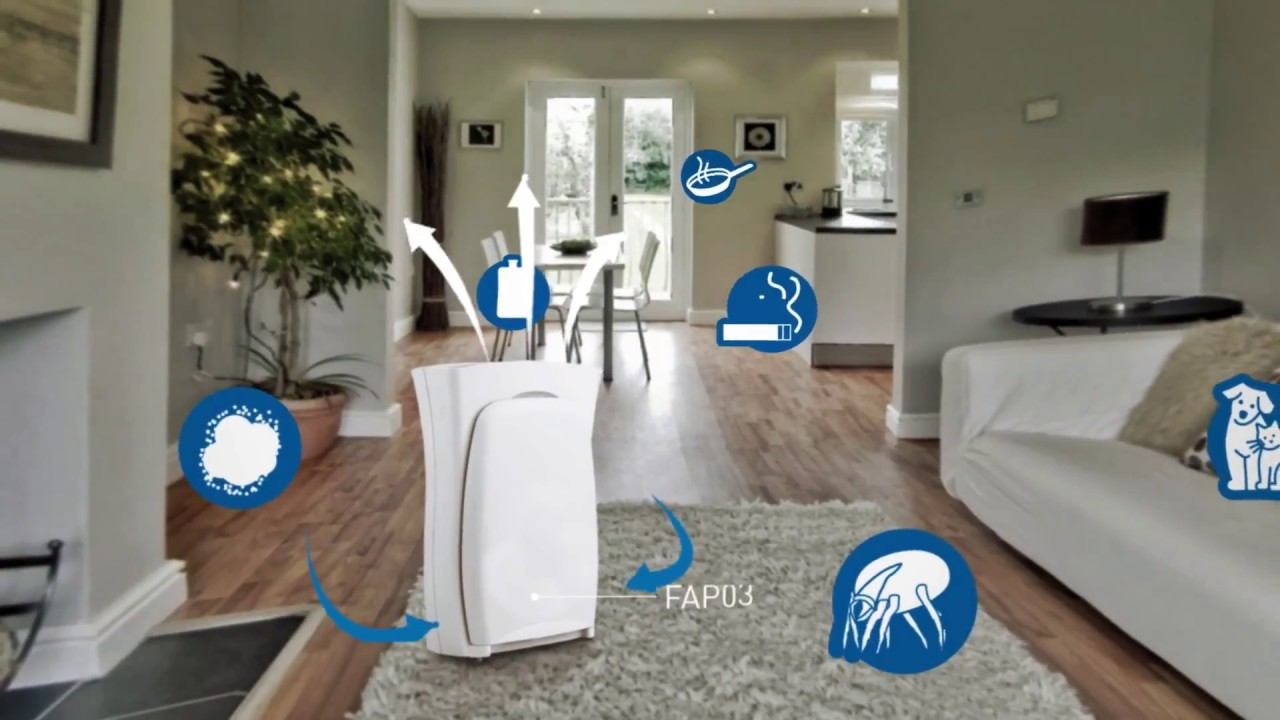 3M Filtrete Room Air Purifiers - YouTube