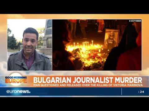 #GME   Bulgarian journalist Viktoria Marinova murder investigation continues