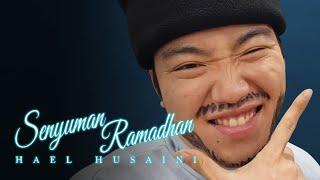Cover images Hael Husaini - Senyuman Ramadhan [Official Music Video] l Parody 100% in sync