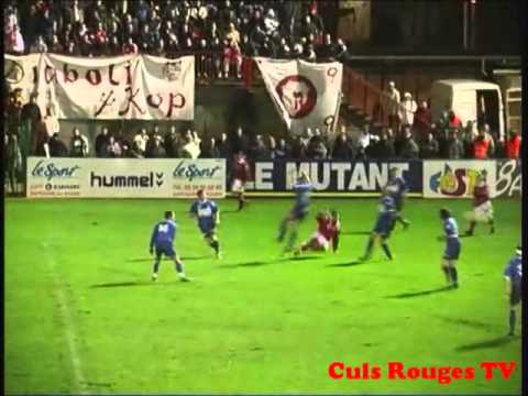 FC Rouen – Cherbourg National 2002/2003 but de Diego José