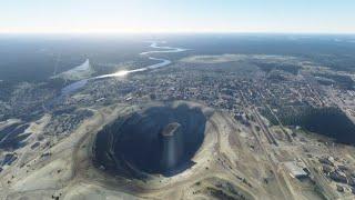 Microsoft Flight Simulator 2020 - Якутск и другие города Якутии