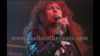 "Whitesnake- ""Guilty Of Love"" LIVE 1984 [Reelin' In The Years Archives]"
