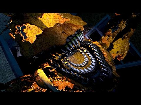 LAISSEZ-MOI TRANQUILLE!   Five Nights at Freddy's 4 Halloween Update #2