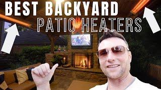 Best Backyard Patio Heaters (Stay Warm)