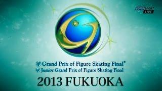 ISU Grand Prix Final 2013. Fukuoka. Trailer. (Hanyu, Chan, Davis-White, Virtue-Moir,...)