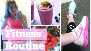 My Fitness & Health Routine | How I Lost 7kg!