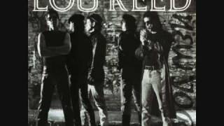 videomagicloss Lou Reed Dirty Blvd New York Album