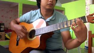 Just Give Me A Reason Pink | Fingerstyle Cover by Ross