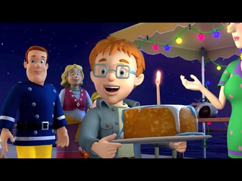 Fireman Sam New Episodes   SPECIAL Happy Birthday Sam! ⭐ The big surprise is here!   Kids Movies