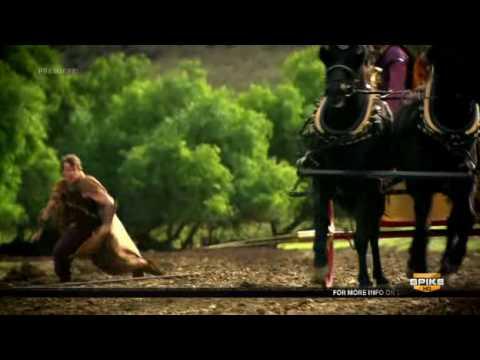 Deadliest Warrior 2x08 Persian Immortal vs Celt