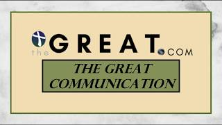 "The Great.com- ""The Great Communication"""