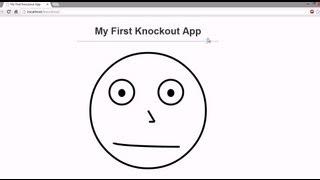 KnockoutJS Sliders, DOM Properties, Custom Bindings