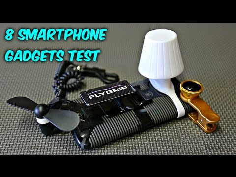 Thumbnail: 8 Smartphone Gadgets put to the Test