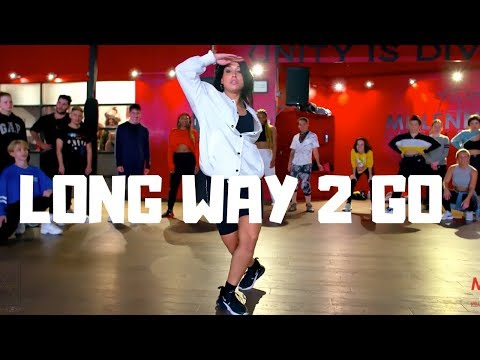 Long Way 2 Go - Cassie DANCE VIDEO | Dana Alexa Choreography