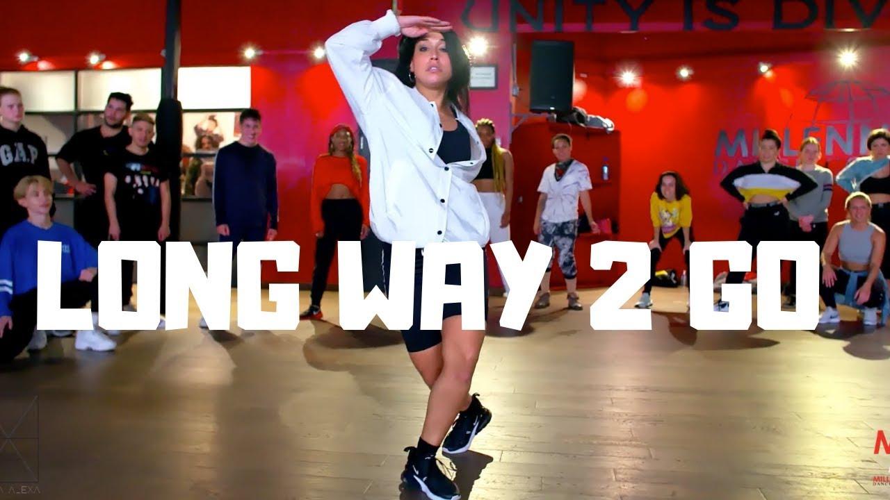 Download Long Way 2 Go - Cassie DANCE VIDEO   Dana Alexa Choreography