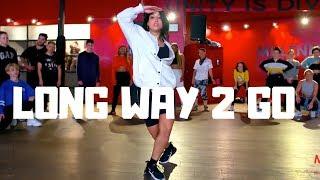 Long Way 2 Go - Cassie DANCE VIDEO Dana Alexa Choreography