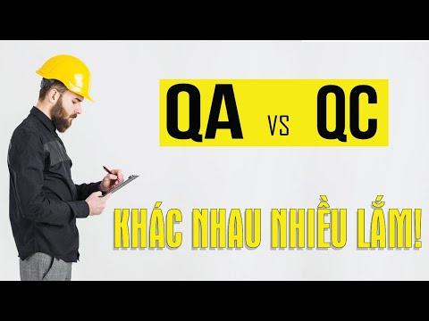 10 SỰ KHÁC NHAU NÊN BIẾT GIỮA QA vs QC khi làm chất lượng - Lalaplus
