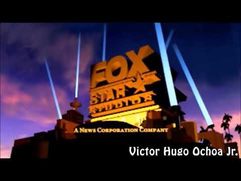 Fox Star Studios Logo Remake 2010 (March Updated)