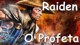 Mortal Kombat - MORTAL KOMBAT 9 MODO HISTÓRIA PARTE 17 FINAL - RAIDEN O PROFETA