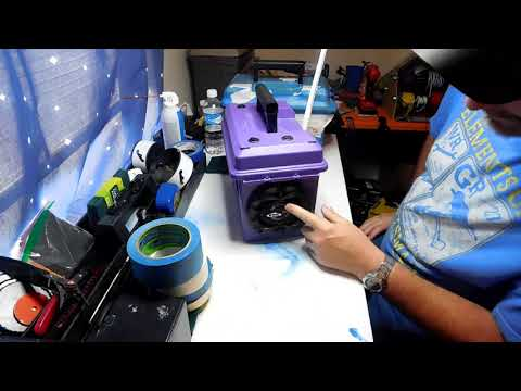 Painting tricks and tips for your Boom Box projects