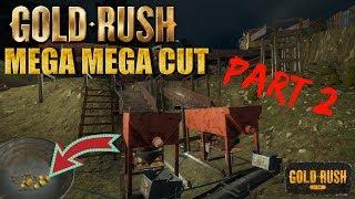 GOLD RUSH THE GAME  Mega Mega Cut Part 2