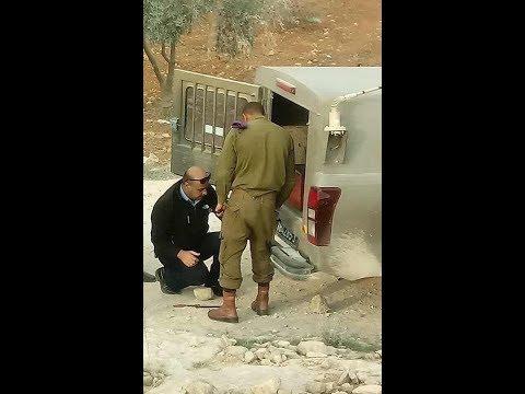 بي_بي_سي_ترندينغ: مدير شرطة الخليل يقوم بإصلاح عجلات دورية عسكرية إسرائيلية  - نشر قبل 4 ساعة