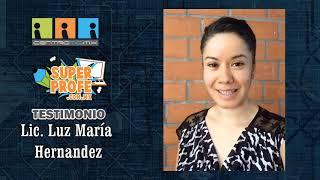 SUPER PROFE LUZ MARIA HERNANDEZ