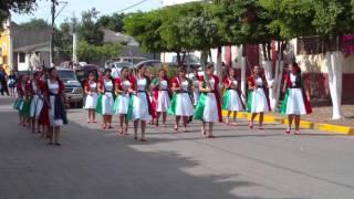 Desfile 20 de noviembre, Universidad UPN de sinaloa de leyva