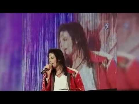 Michael Jackson - Beat It - Live Copenhagen 1997 - HD
