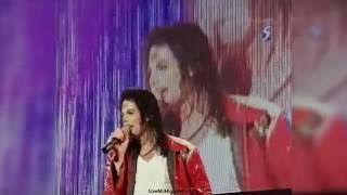 Michael Jackson - Beat It - Live Copenhagen 1997 - HD