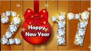 Happy New Year 2017 Greetings Whatsapp E card New Year Wishes Message