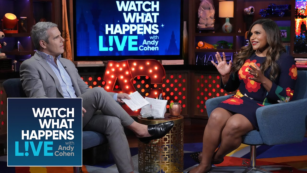 Mindy Kaling's Last Text to Oprah | WWHL