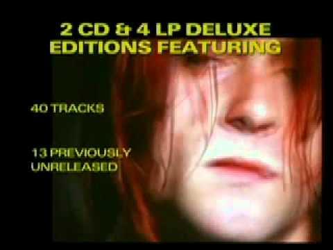 NIRVANA Nevermind 20th Anniversary Editions