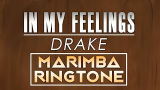 "Check out this marimba remix of lit🔥 song by drake ""in my feelings"". you can set as your ringtone!! click the link: http://smarturl.it/inmyfeelingsdrakemnd b..."