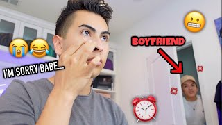 Ignoring my HOMBRE for a WHOLE DAY!! | Louie's Life