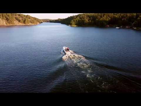 Stockholm Archipelago - Drone Video