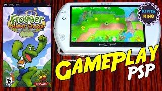 Frogger: Helmet Chaos PSP/PSP Go GamePlay [4K]