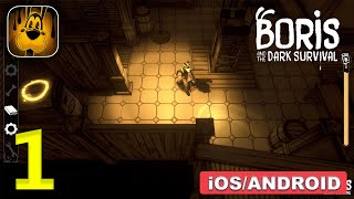Boris And The Dark Survival Gameplay Walkthrough (Android, iOS) - Part 1