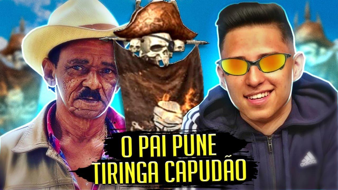 FUNK DO BANDEIRÃO ♫  TIRINGA APELÃO - FREE FIRE FUNK ( Paródia - Vi que era Amor versão Funk )