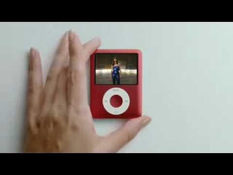 Feist 1234 Apple iPod Nano Commercial
