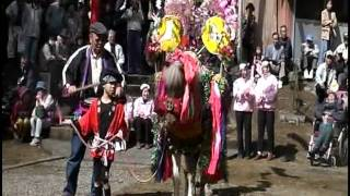 前玉神社「馬頭観音祭」