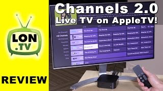 Channels 2.0 for AppleTV Review – Watch Live TV on your Apple TV with an HDHomerun