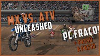 Como Baixar Instalar MX vs. ATV: Unleashed! PC FRACO!