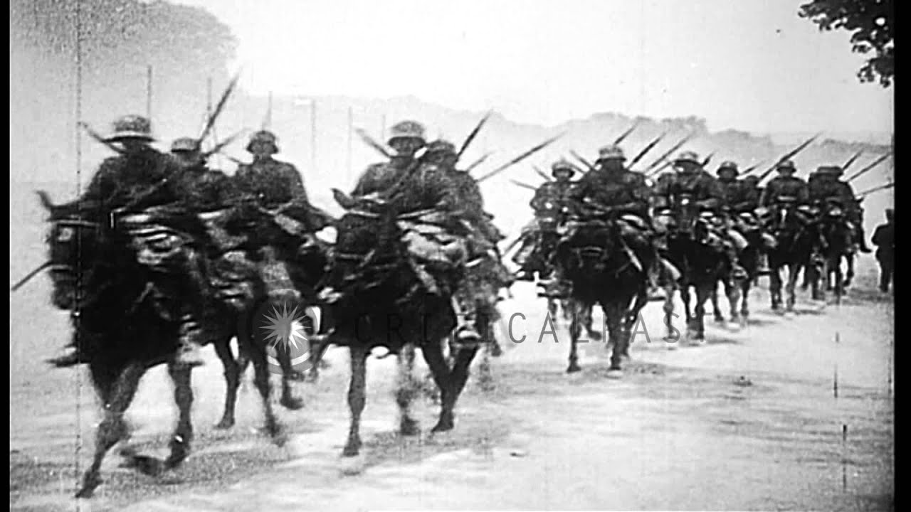 1000  images about WW1 Cavalry on Pinterest
