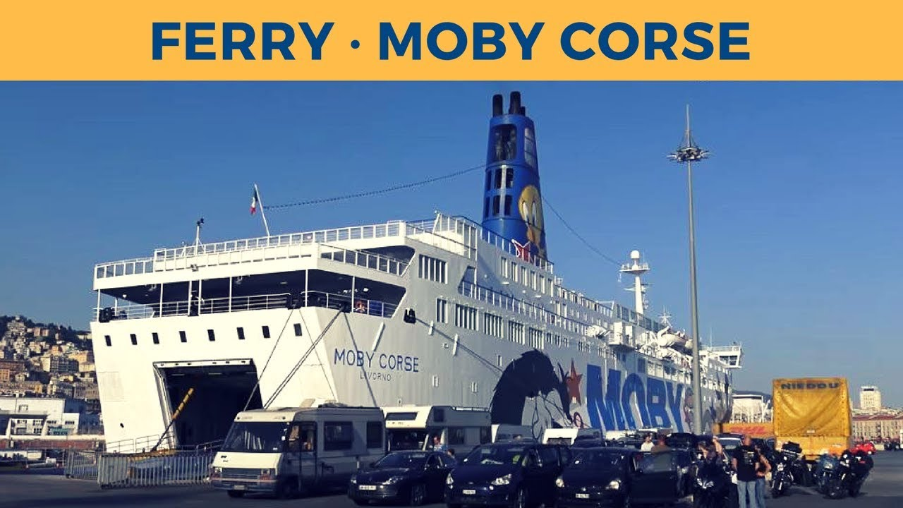 passage ferry moby corse genoa bastia moby lines youtube. Black Bedroom Furniture Sets. Home Design Ideas